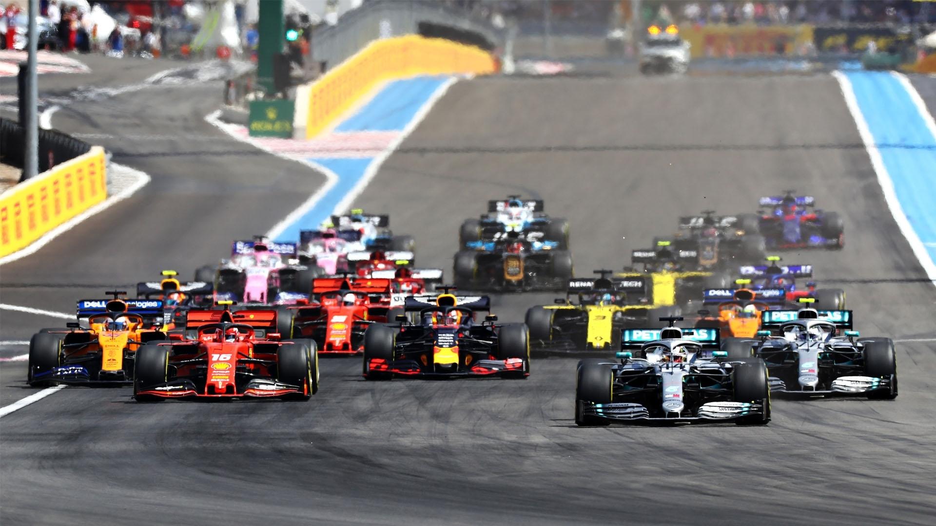 F1 2020 Schedule – The 2020 F1 Race Calendar, Pre-Season Remarkable Printable 2020 Formula 1 Schedule