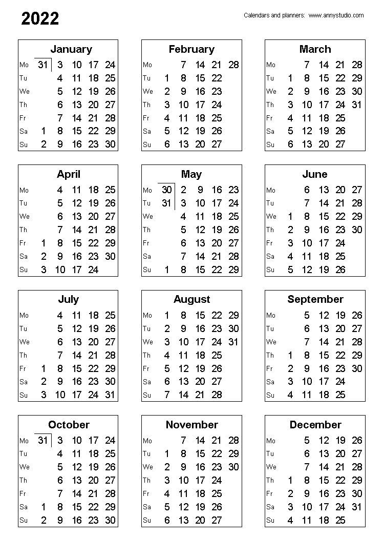 Free Printable Calendars And Planners 2020, 2021, 2022 Perky 2020 Calendar Uk Printable A4