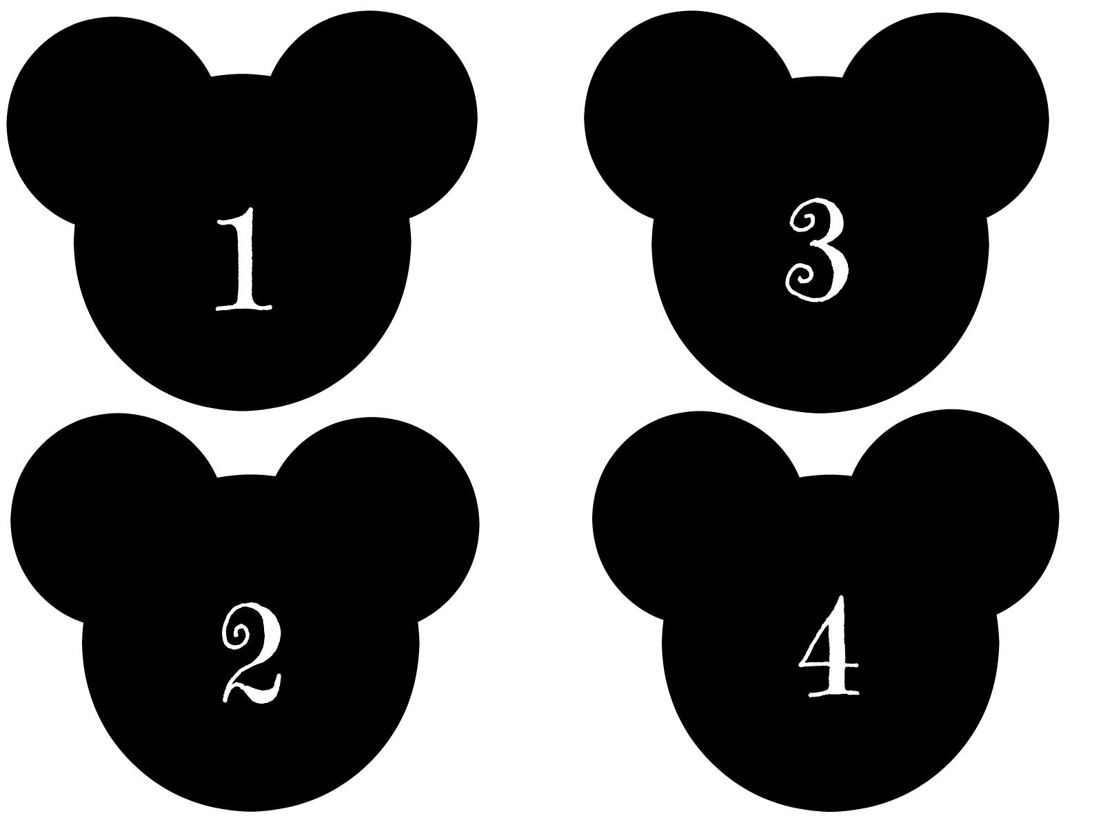 Free Printable Countdown To Disney Banner – Val Event Gal Dashing Printable Count Down To Disney