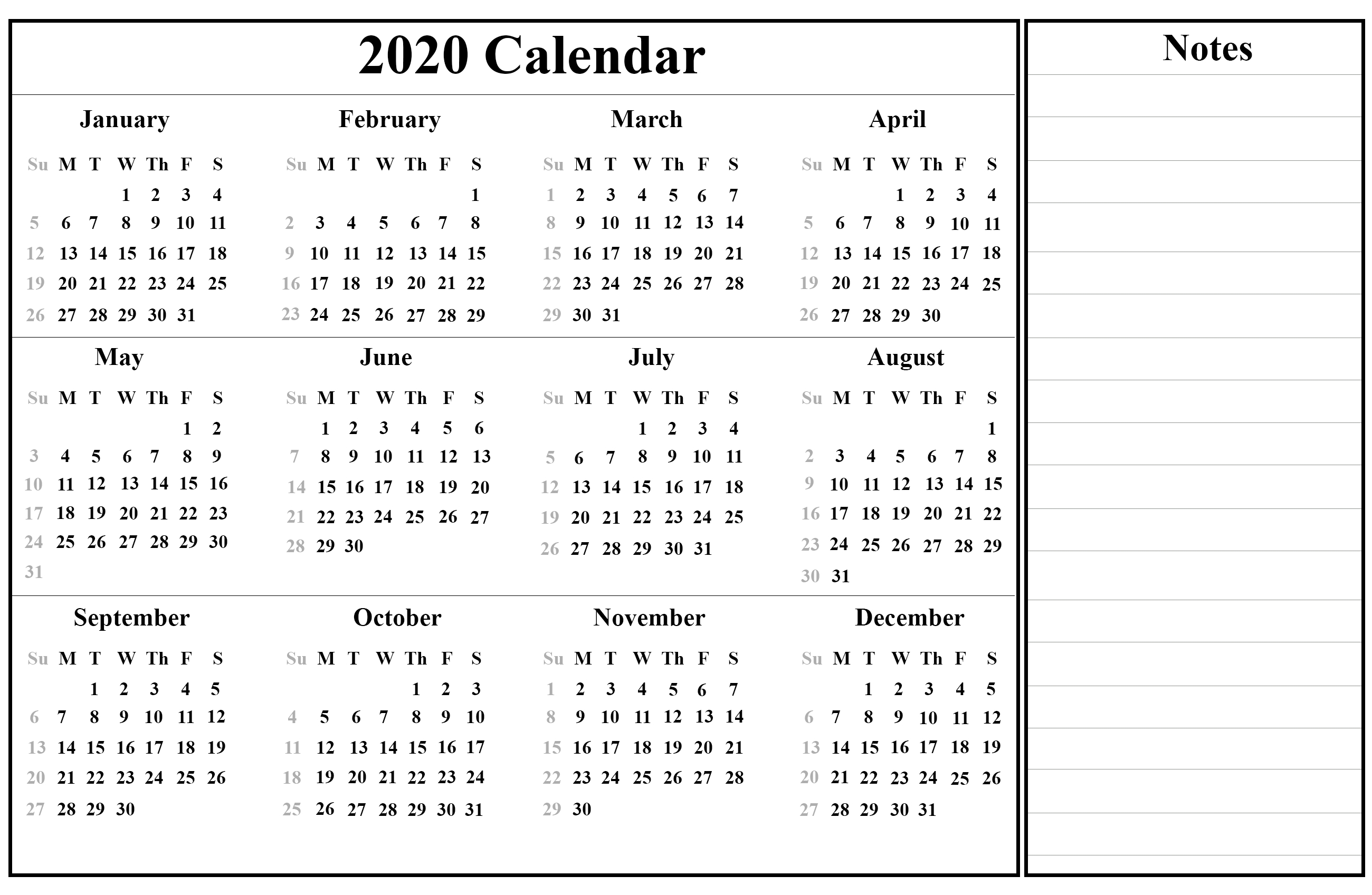 Free Printable Singapore Calendar 2020 With Holidays Impressive Year 2020 Calendar Singapore