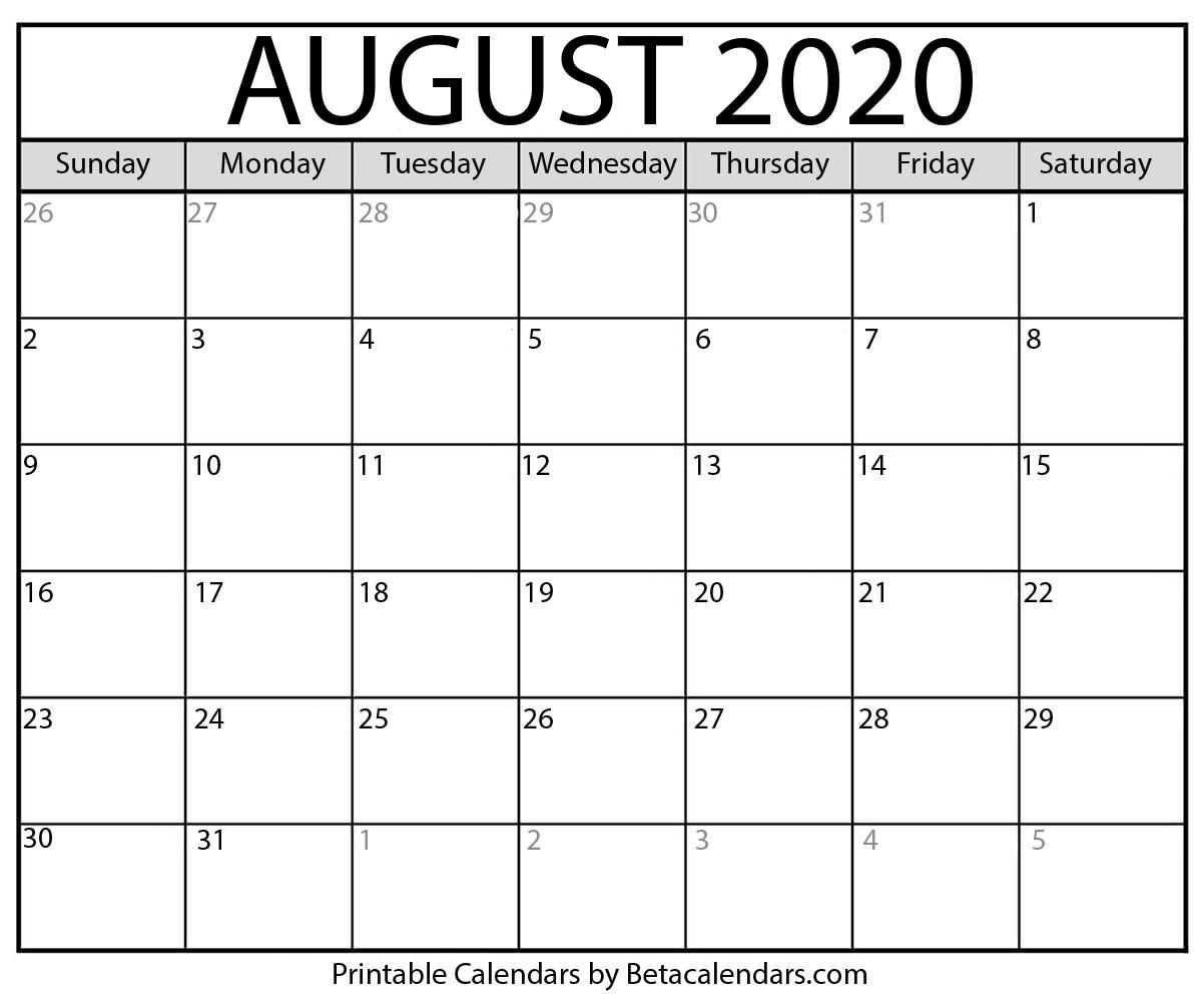 Printable August 2020 Calendar - Beta Calendars Perky Printable Calendar 2020 Of Ridiculous Holidays