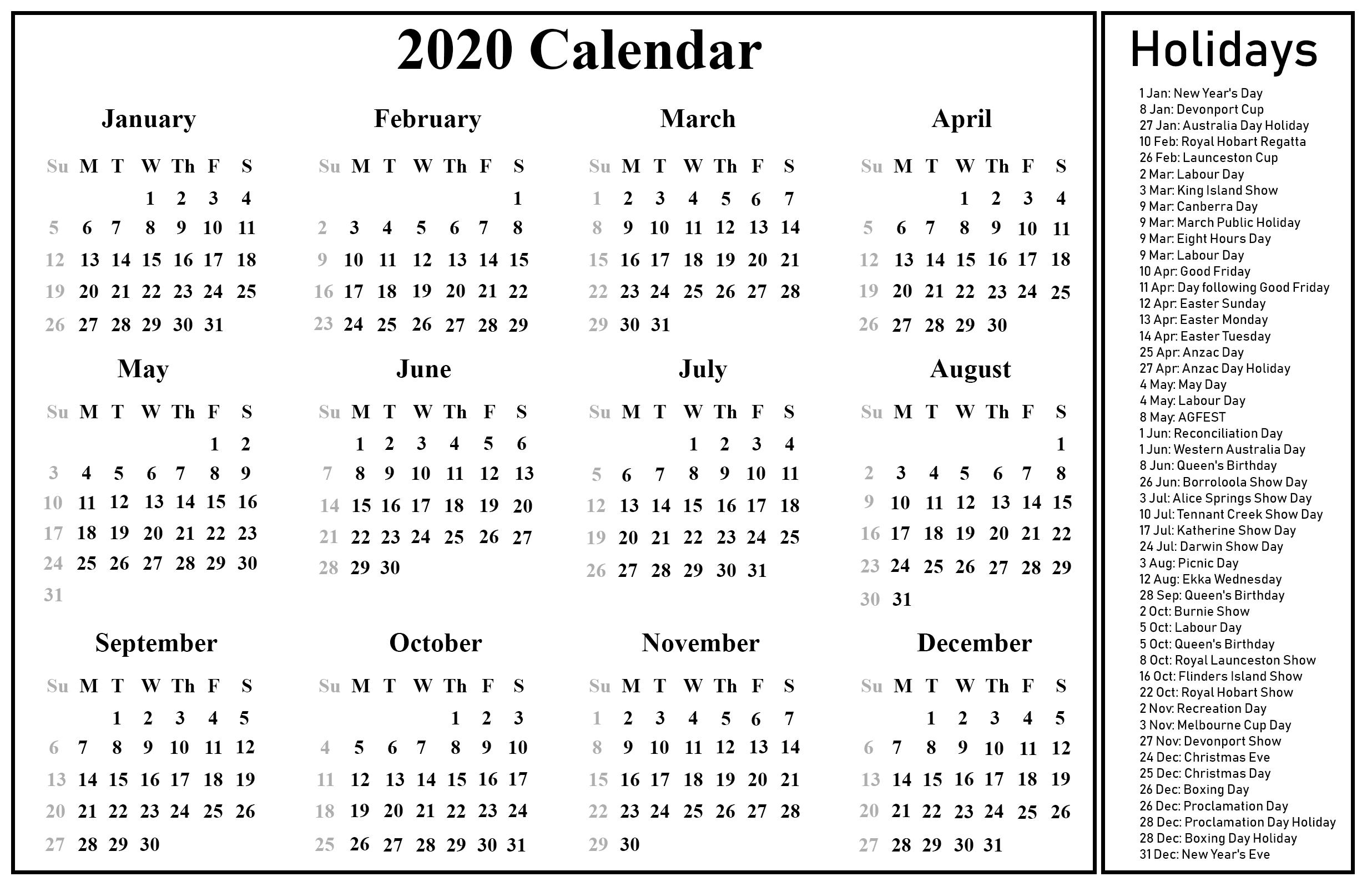 Printable February Calendar Template Impressive 2020 Calendar Holidays Sri Lanka
