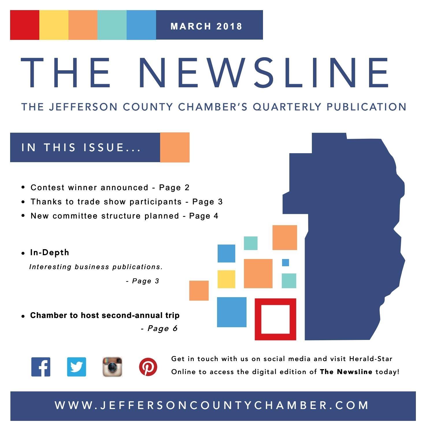 The Newsline - March 2018 By Herald-Star - Issuu Perky R-7 School District Calendar Jefferson County