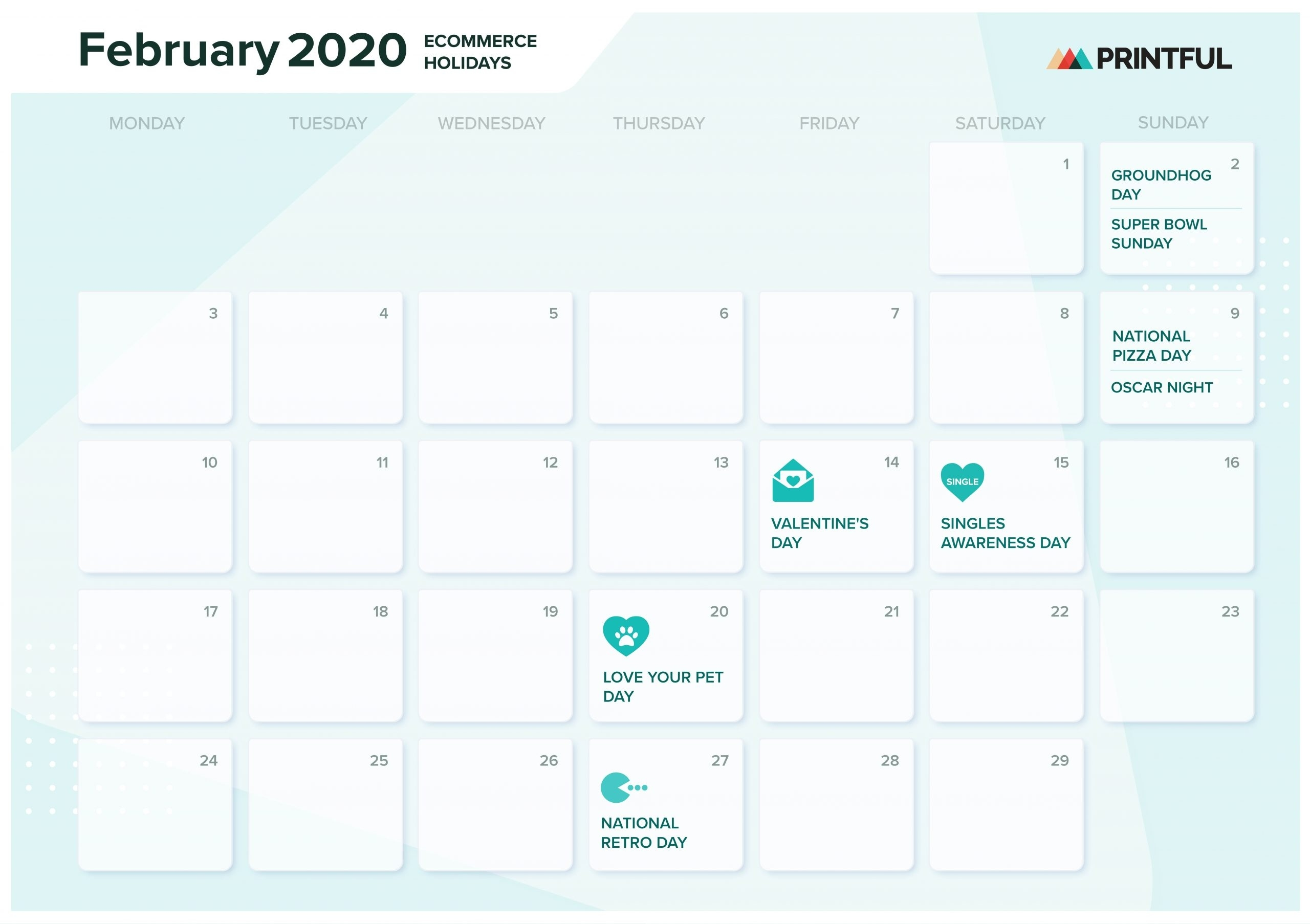 The Ultimate 2020 Ecommerce Holiday Marketing Calendar Countdown To Christmas Calendar 2020
