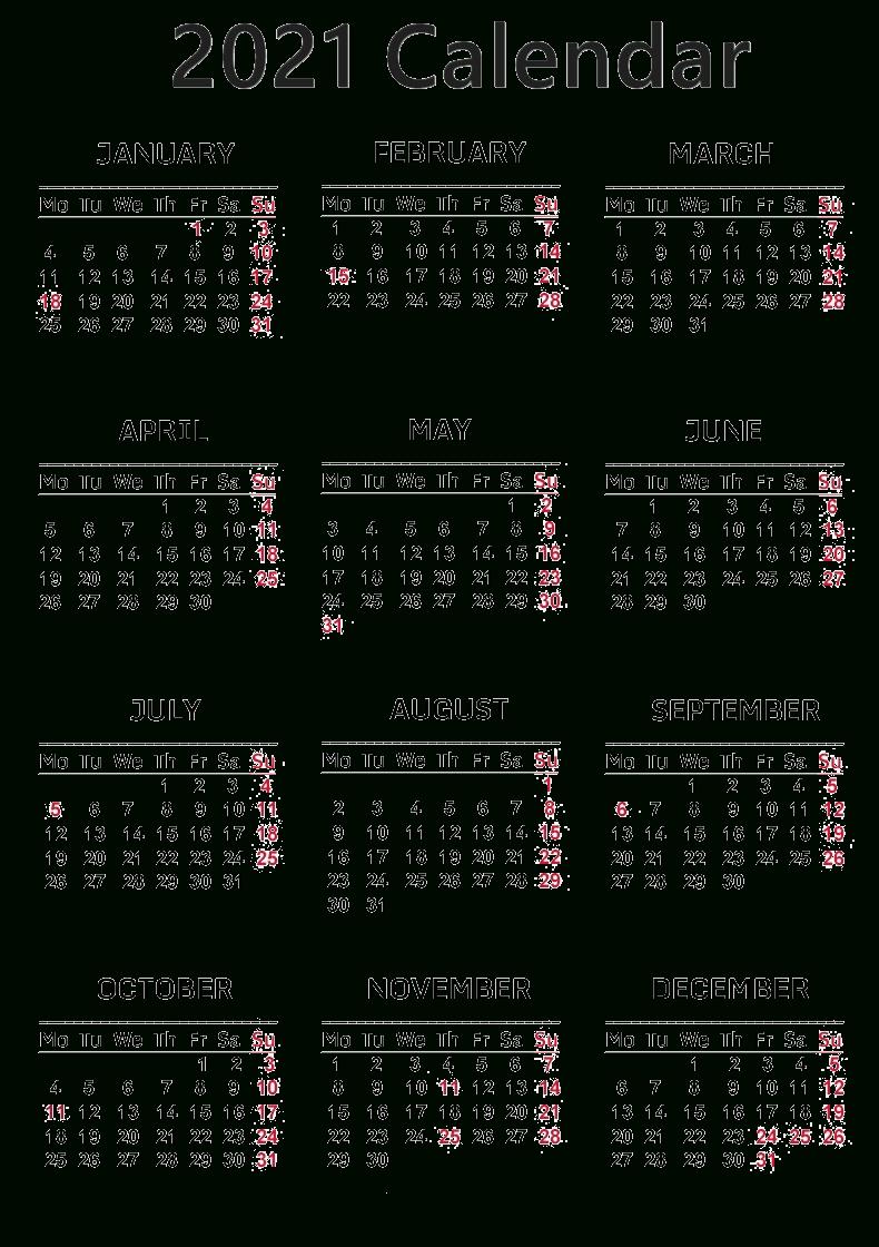 2021 Calendar Png Transparent Images | Png All Calendar 2021 August Kannada