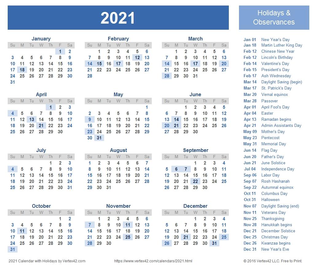 2021 Calendar Templates And Images Hong Kong Calendar 2021 Template