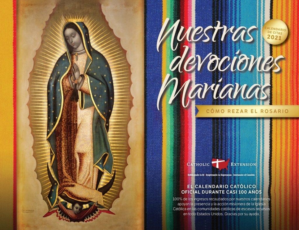 2021 Catholic Calendar - Catholic Extension Catholic Calendar 2021 Poster