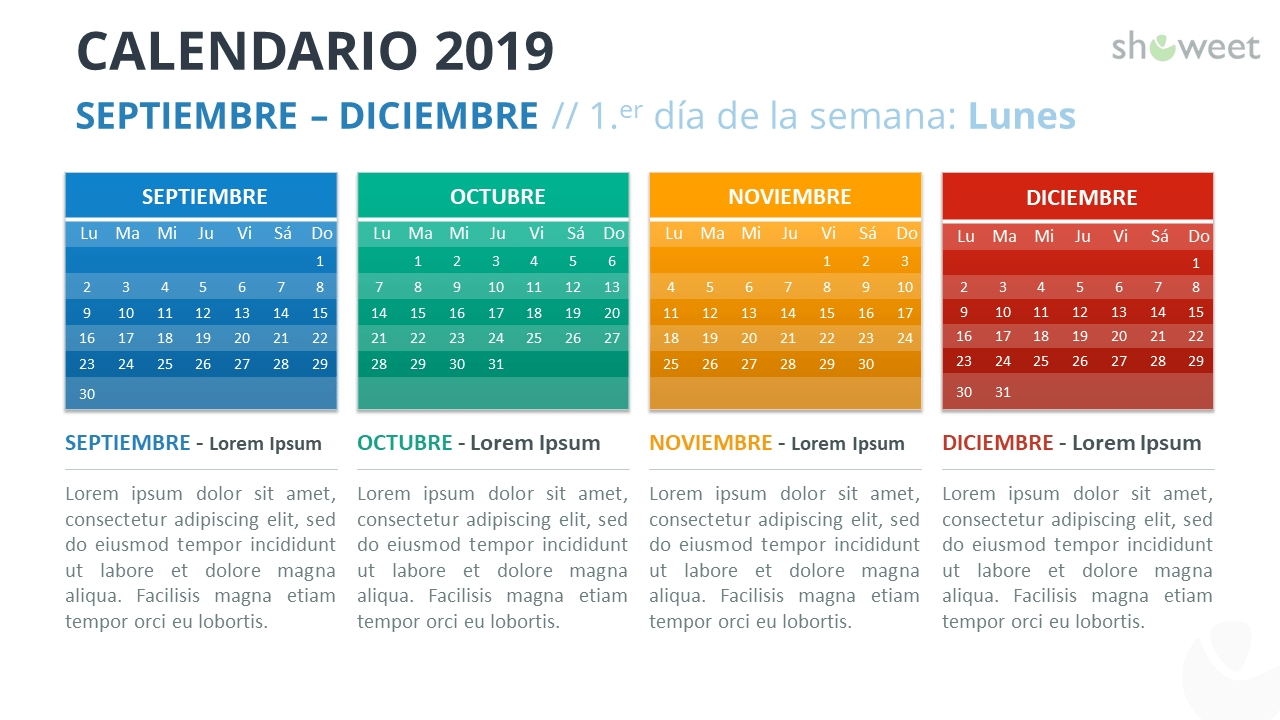 5 Quarterly Calendar Template 5 Facts About 5 Quarterly Quarterly Calendar Template Powerpoint