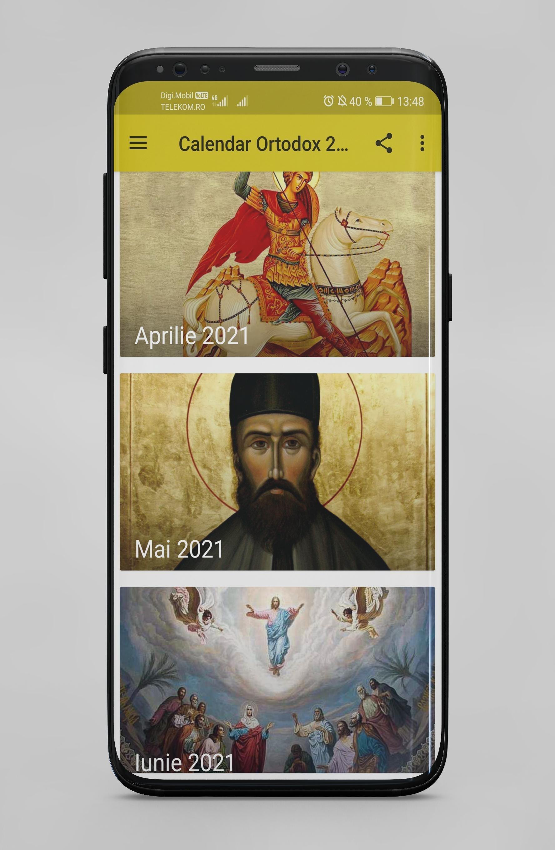 Calendar Ortodox 2021 For Android - Apk Download Calendar Ortodox Mai 2021