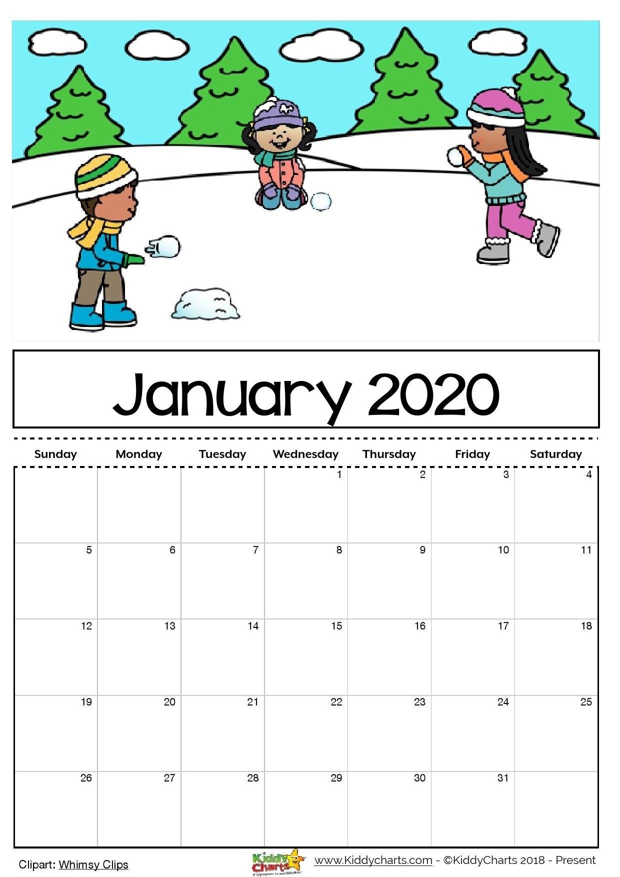 Check Out Our Free Editable 2020 Calendar Available For November Calendar Template Kindergarten