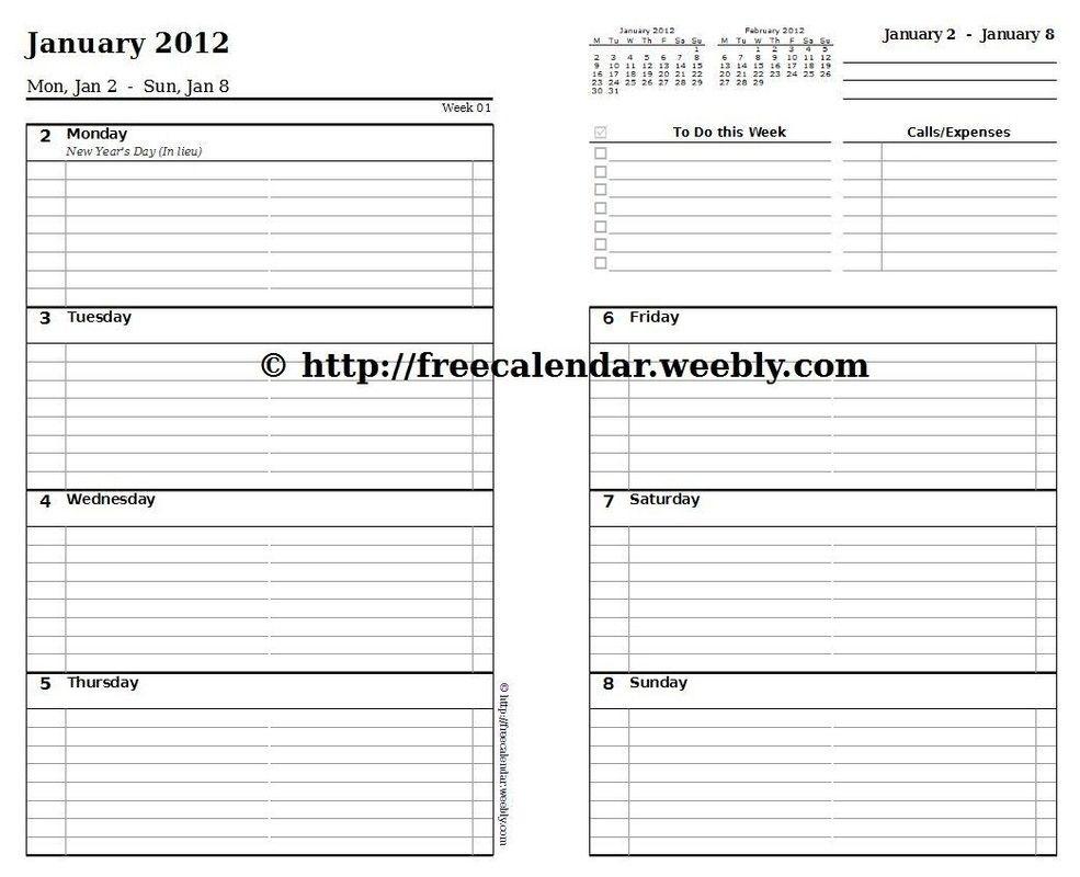 Dashing 8.5 X 5.5 Calendar Printable In 2020 | Printable Calendar Template 8.5 X 5.5