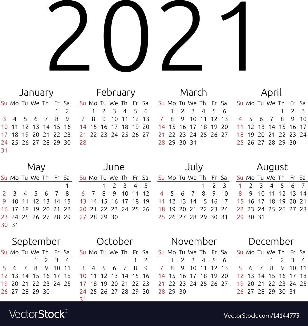 Editable Calendar 2021 Broadcast   Free Printable Calendar Print 2021 Broadcast Calendar