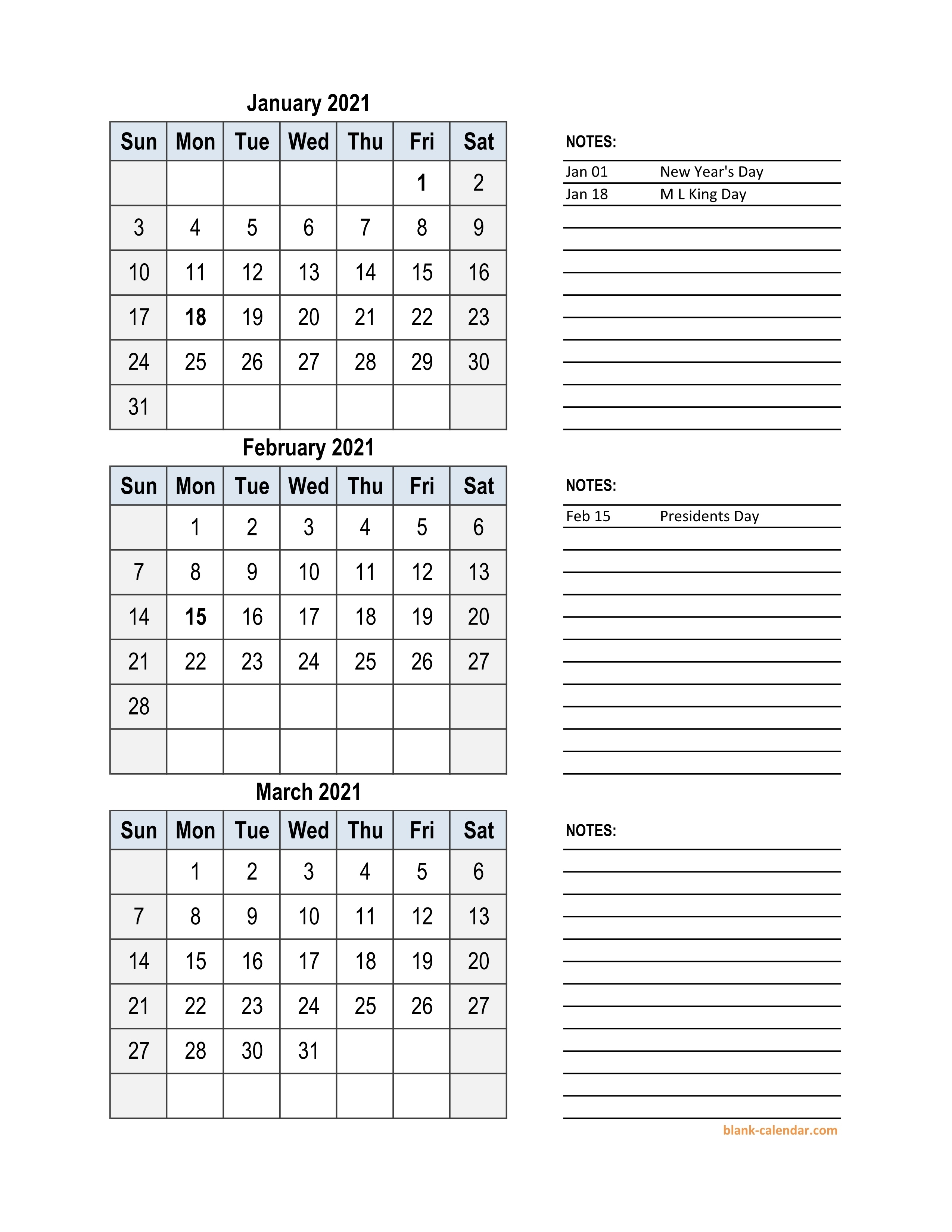 Free Download 2021 Excel Calendar, 3 Months In One Excel Free Printable 3 Month Calendar 2021