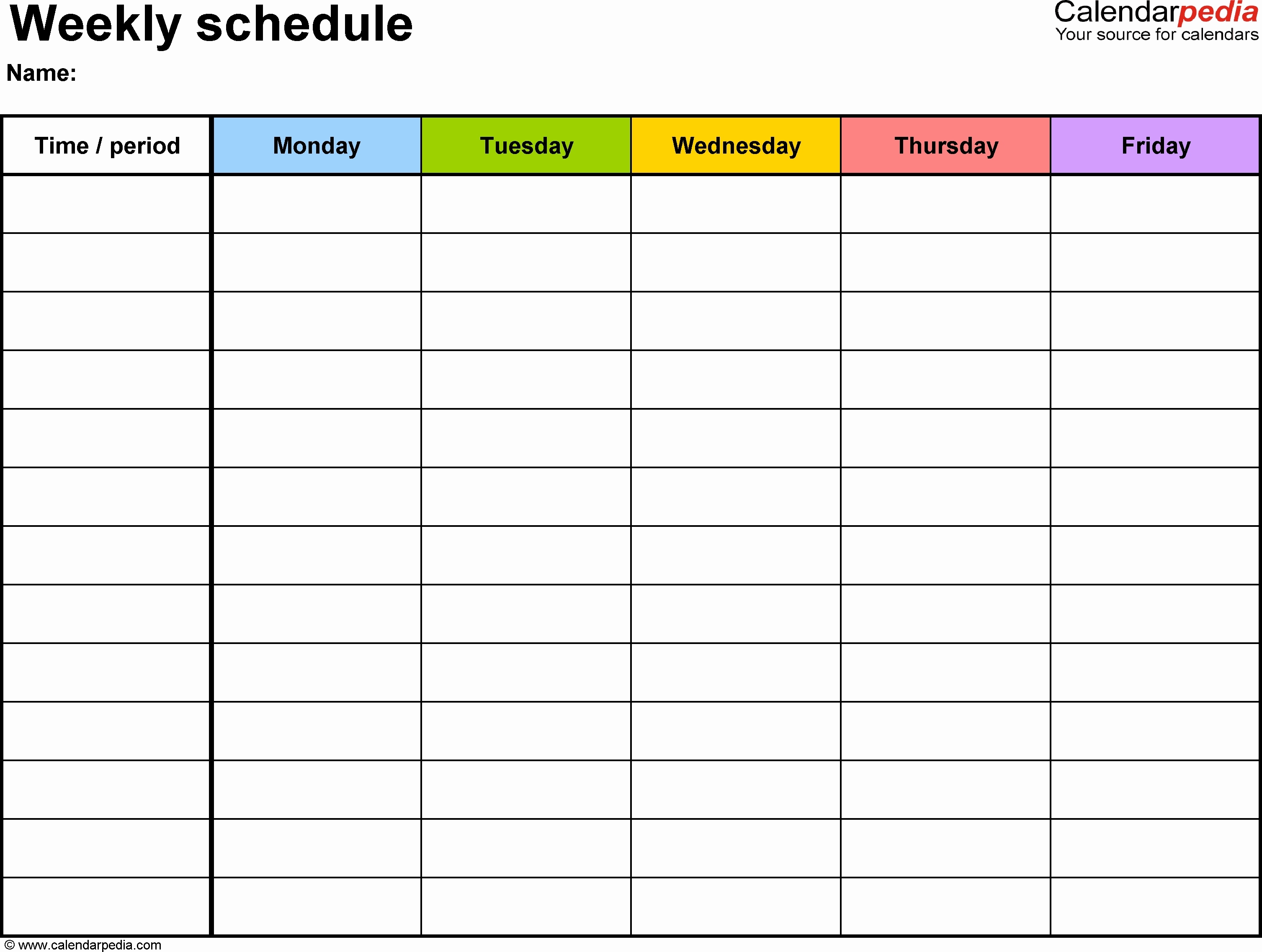 Image Result For Google Docs Employee Schedule Template Calendar Template In Google Docs
