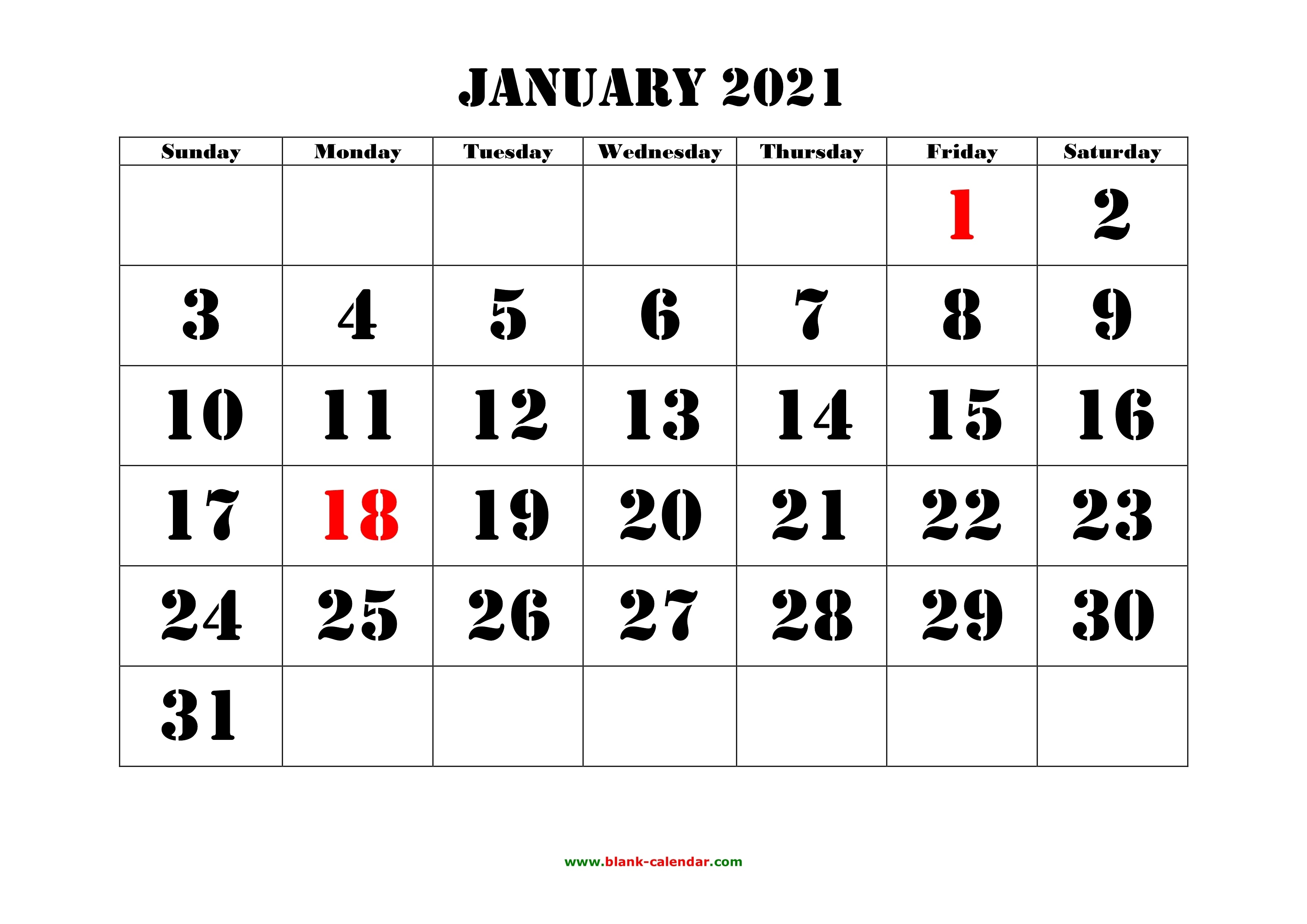 Printable Calendar 2021 | Free Download Yearly Calendar Printable 3 Months At A Time Calendar 2021