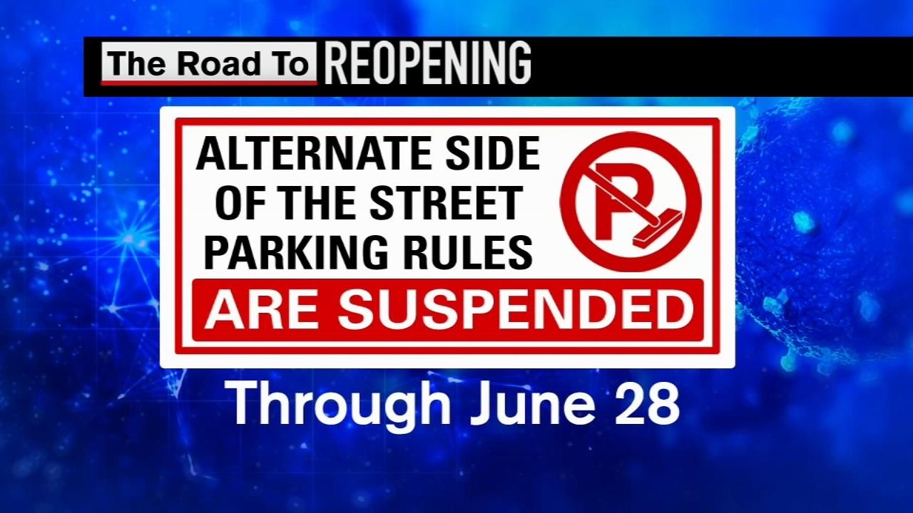 Suspension Of Alternate Side Parking Regulations Extended In Nyc Alternate Side Parking Suspension 2021