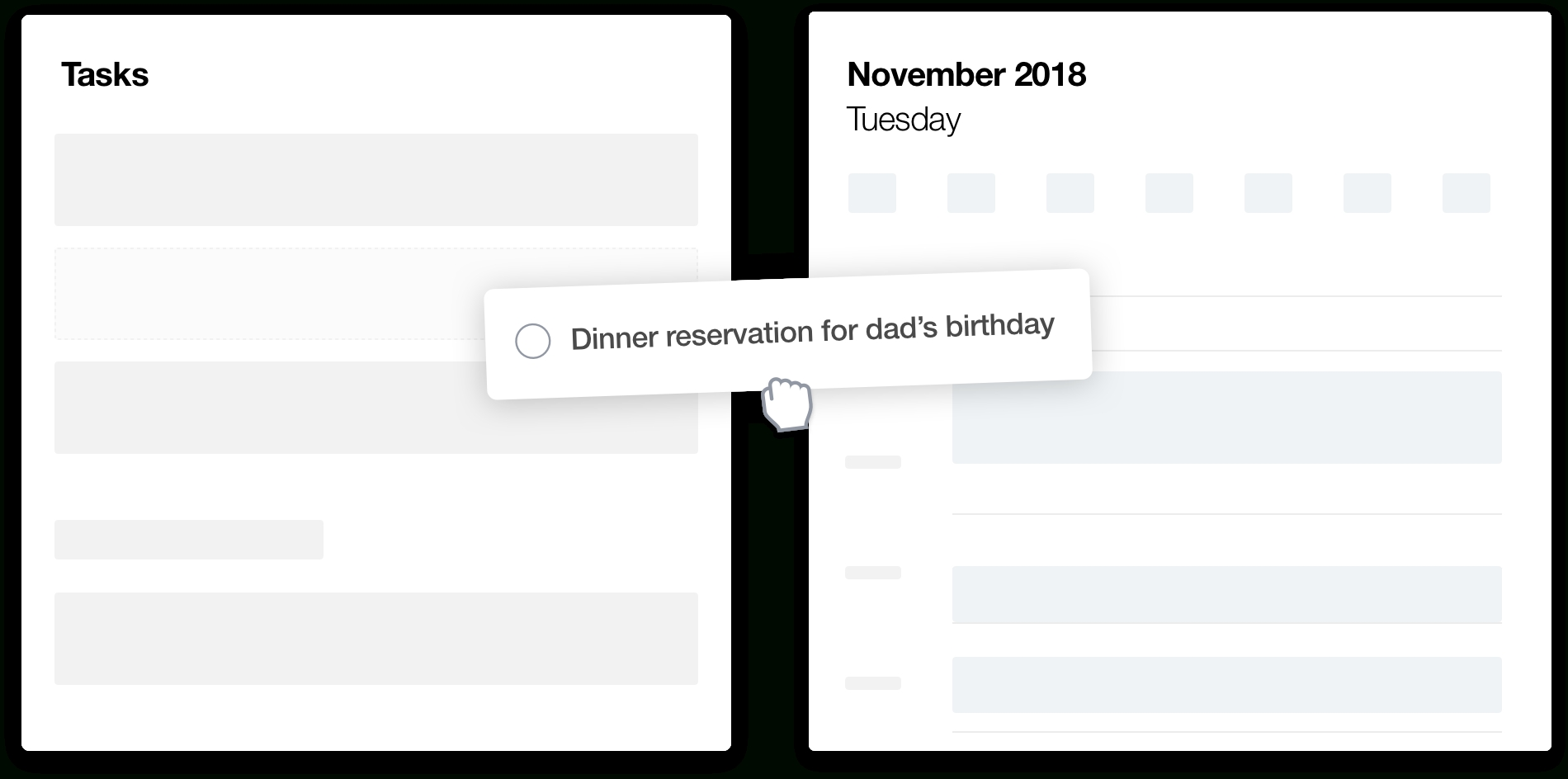 The Best Daily Planner App For Mac | Any.do Calendar Template Mac 10.14