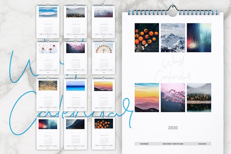 25+ Best Indesign Calendar Templates For 2021 - Theme Junkie Calendar Template Graphic Design
