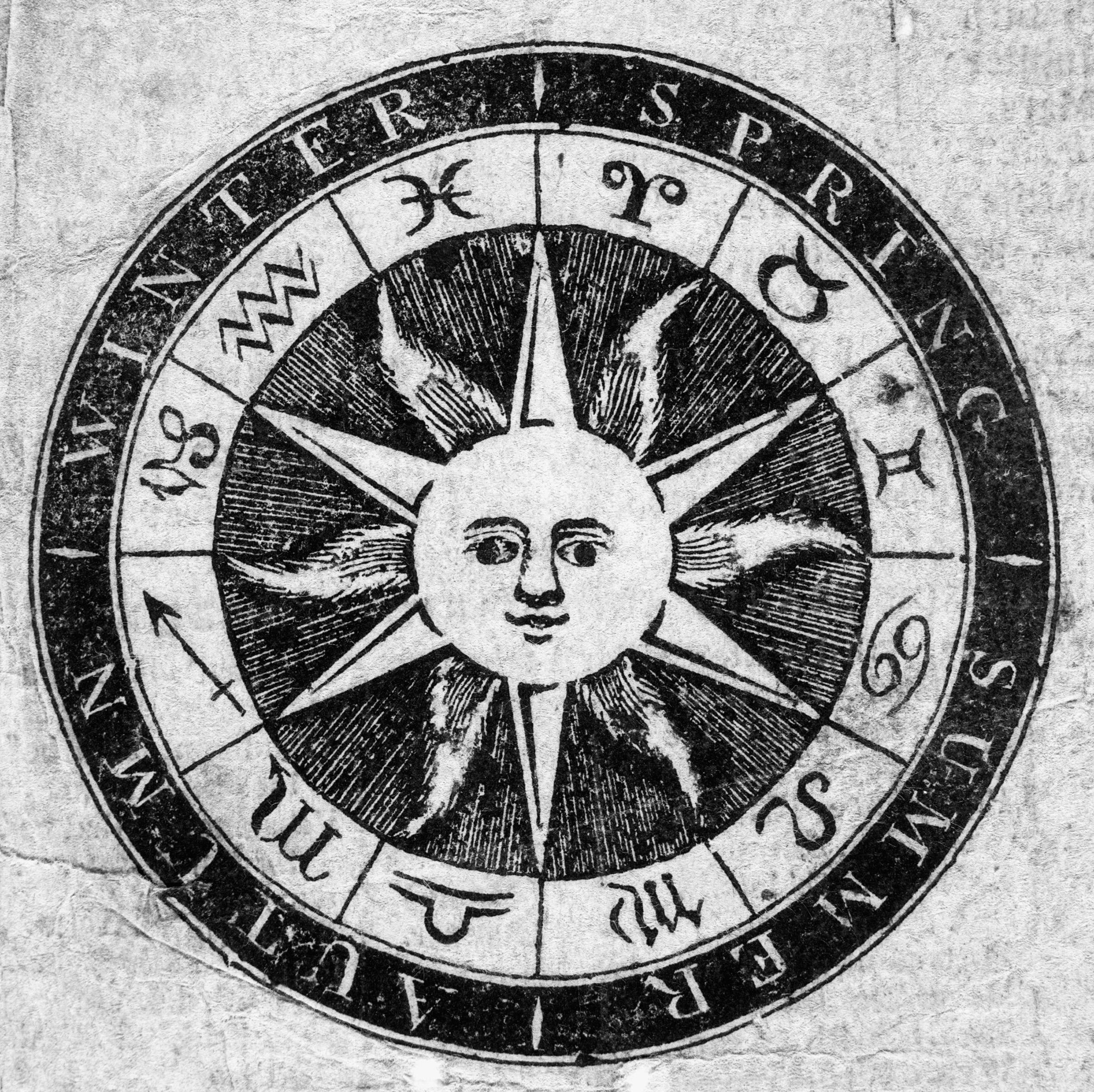 Are Zodiac Signs Real? Here'S The History Behind Horoscopes Zodiac Calendar Farmers Almanac