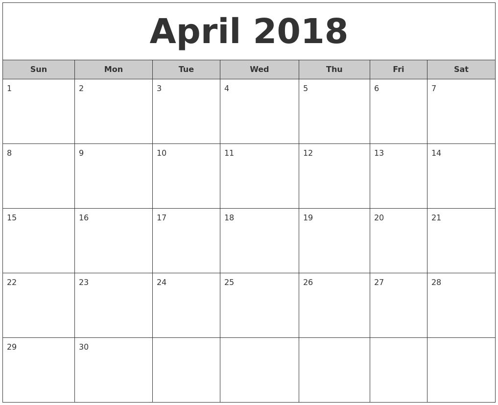 Blank Calendar Mon Through Fri With No Dates Or Month Calendar Template Without Dates