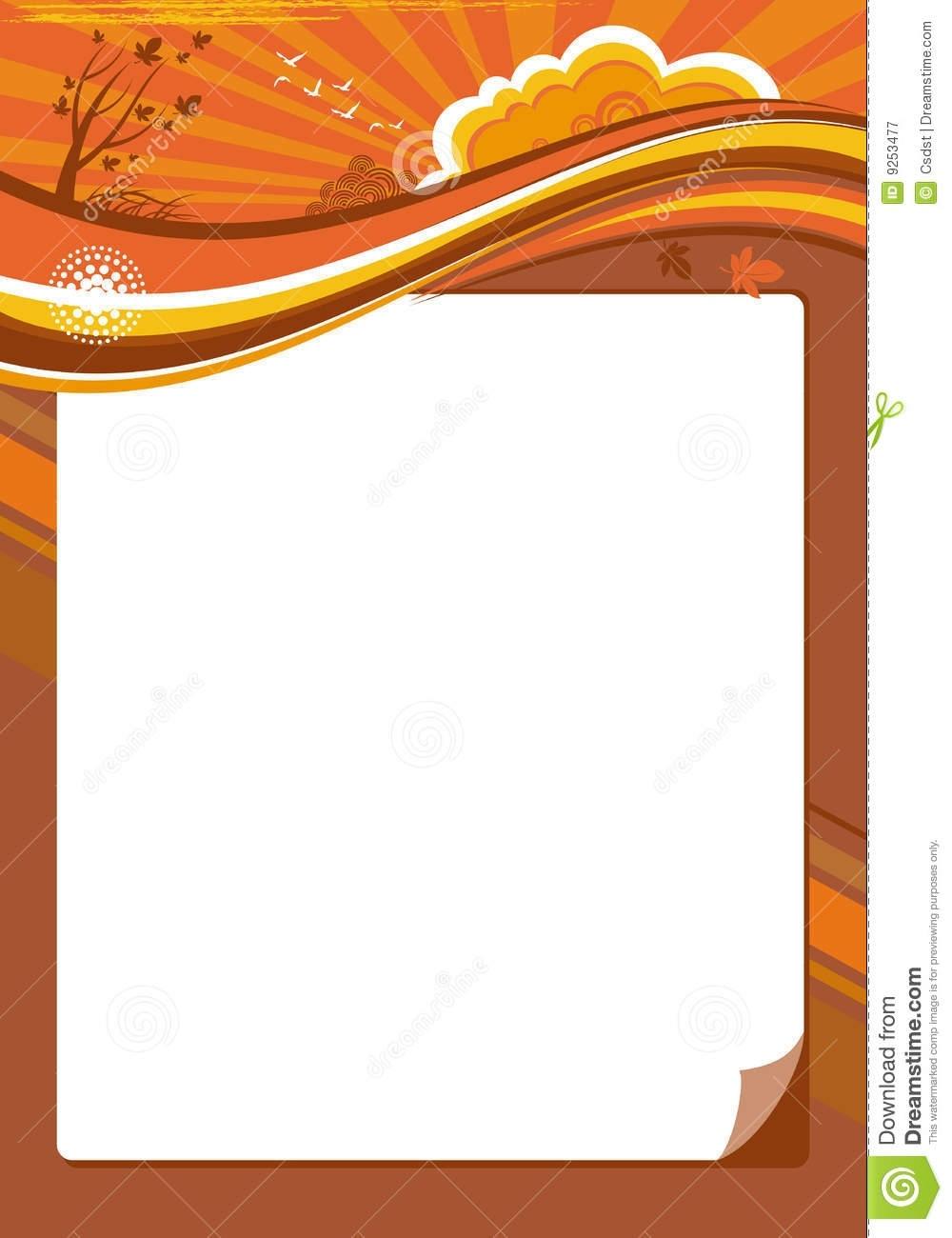 Calendar Template Stock Vector. Illustration Of Bird Free Calendar Background Templates