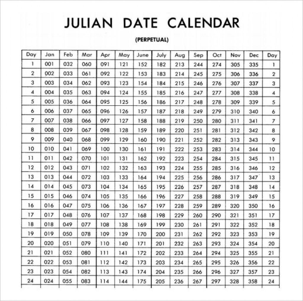Calendar Year Julian Date   Julian Dates, Calendar Template Julian Calendar Perpetual 2021