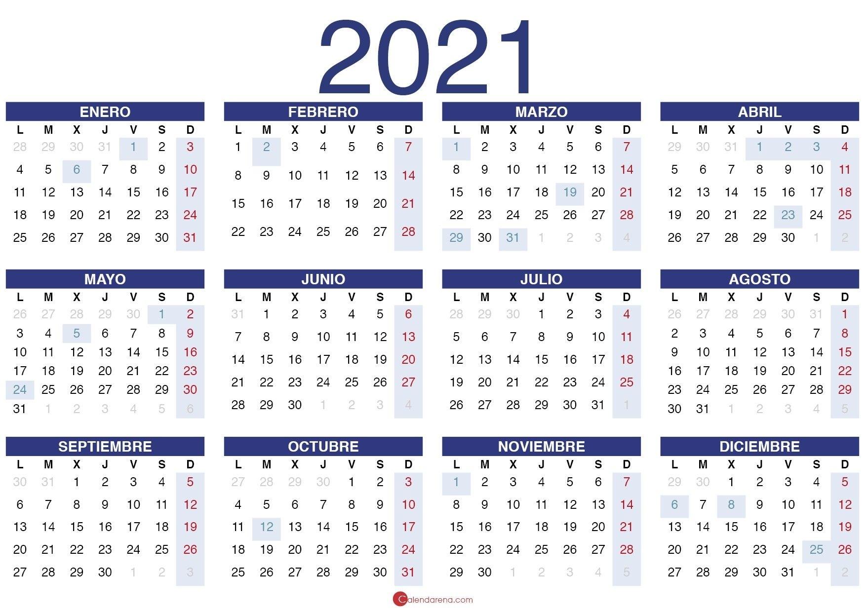 Calendario 2021 Pdf   Calendario, Calendario De Pared Calendario Juliano 2021