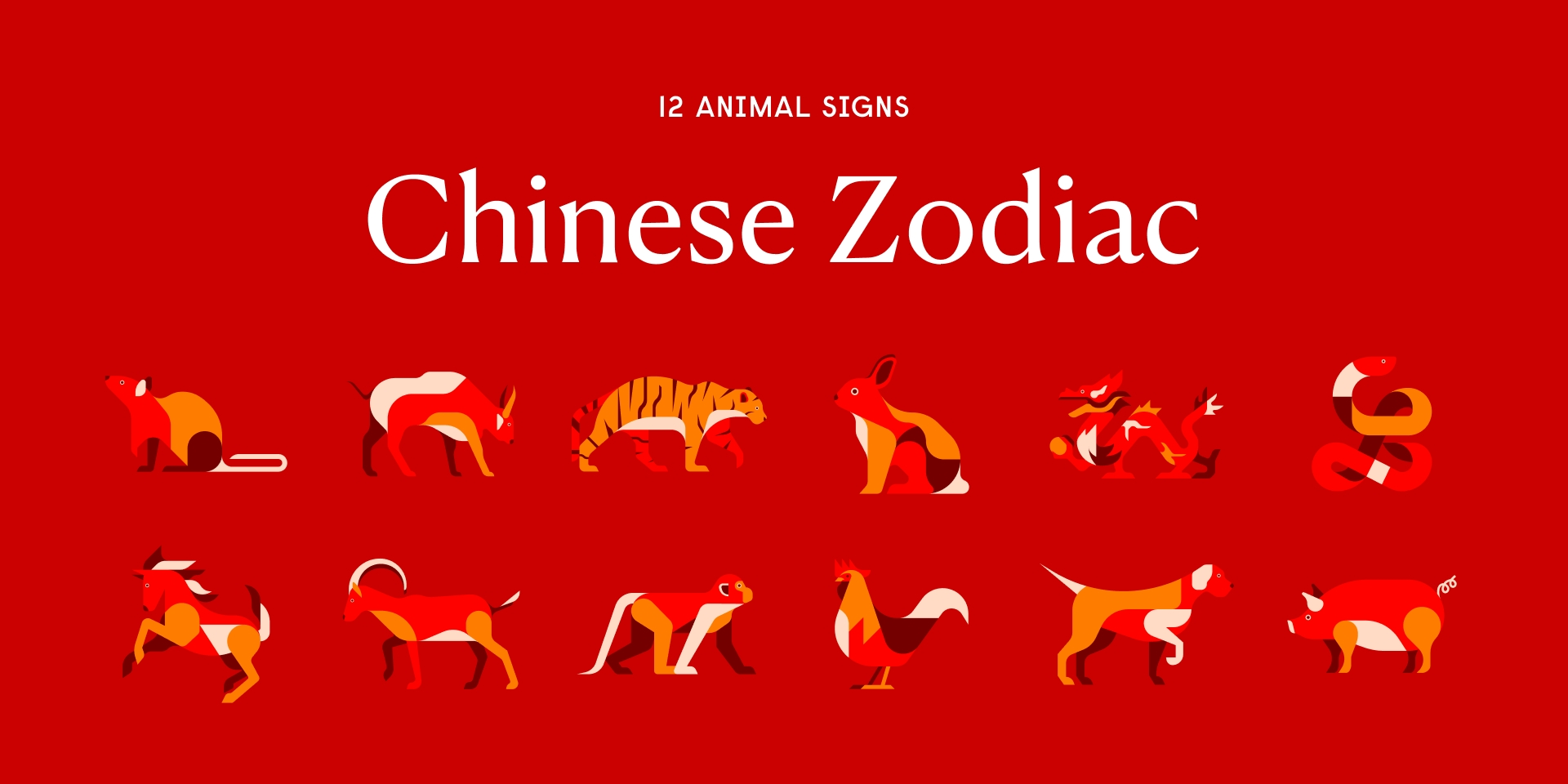 Chinese Zodiac: 12 Animal Signs, Compatibility, Horoscopes Lunar Calendar Zodiac Signs