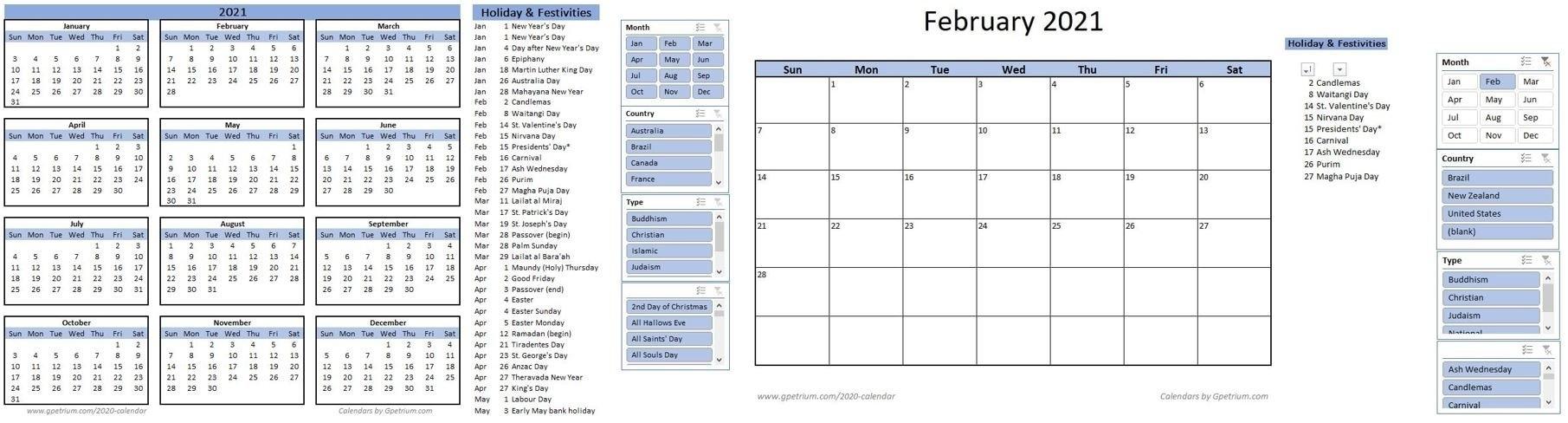 Free 2021 Calendar Template In Excel – Gpetrium 2021 Lined Calendar Printable Excel