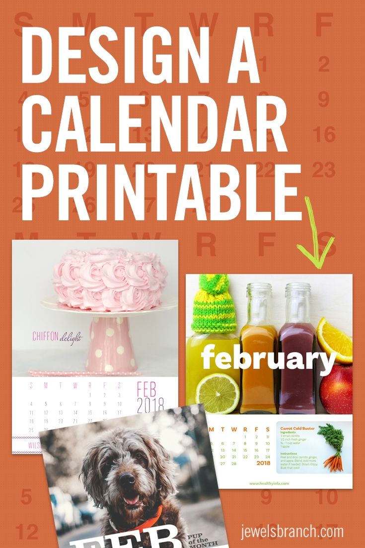 Graphic Design Archives - Jewels Branch Calendar Template Graphic Design