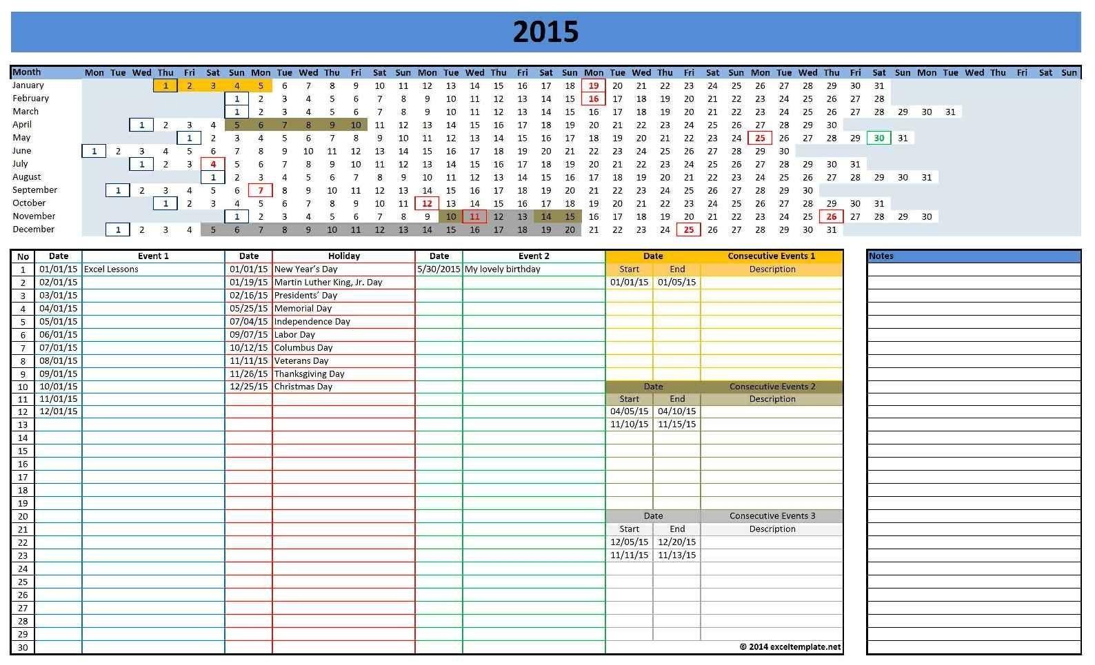 Open Office Spreadsheet Templates | Excel Calendar Template Calendar Template Open Office