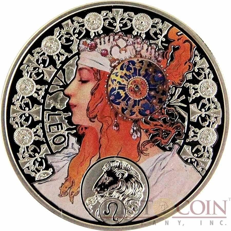 Zodiac Calendar By Alphonse Mucha Zodiac Calendar By Alphonse Mucha