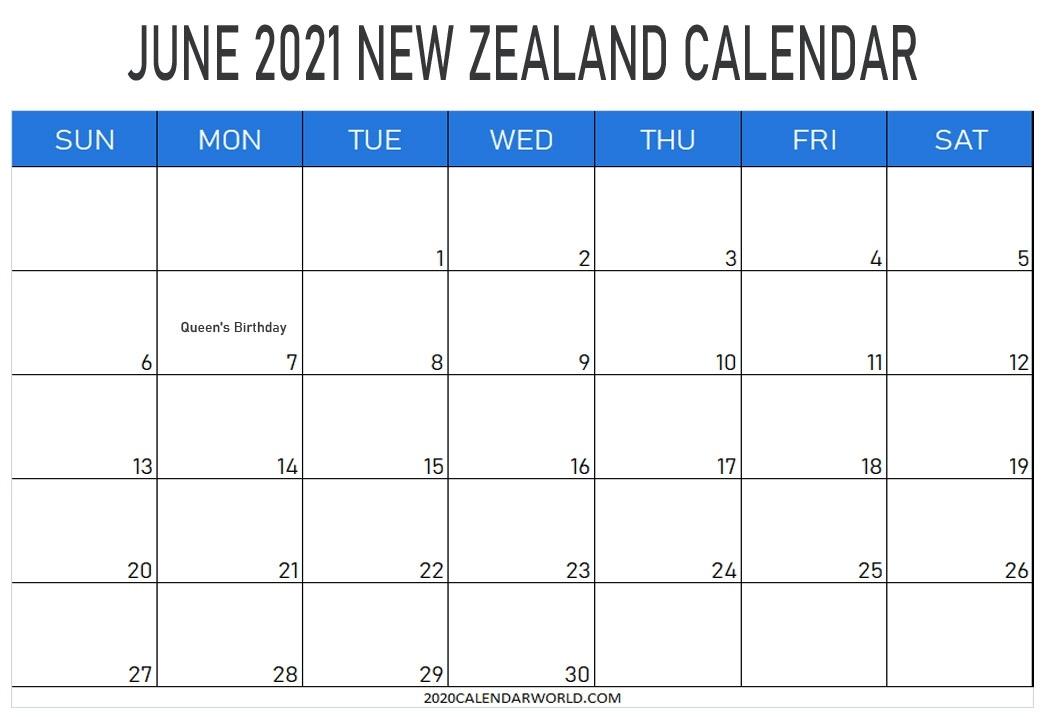 19+ June 2021 Calendar Printable- Get Your Design Here June 2021 Calendar In Excel