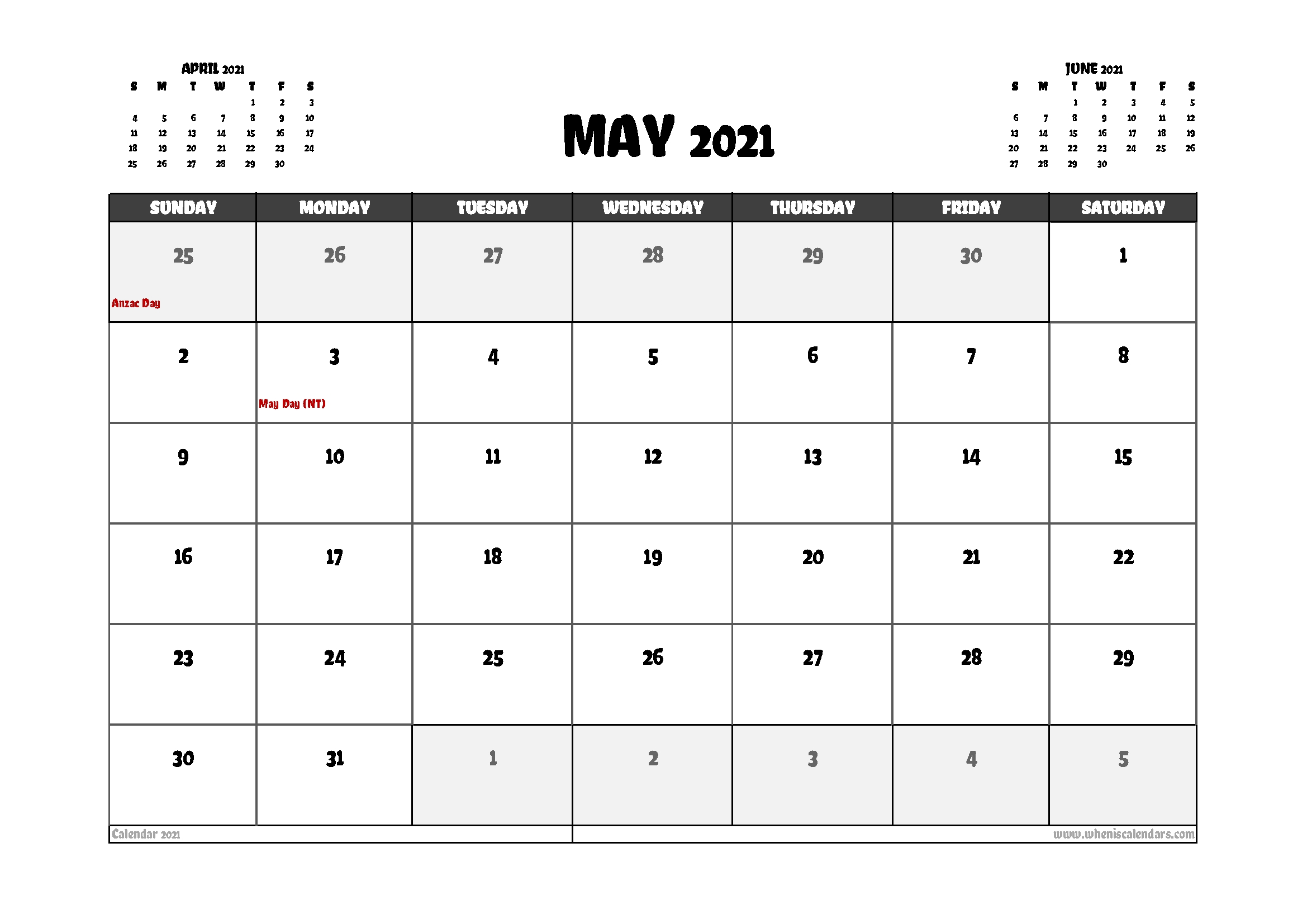20+ 2021 Australia Public Holidays - Free Download Printable Calendar Templates ️ October 2021 Calendar With Holidays Philippines