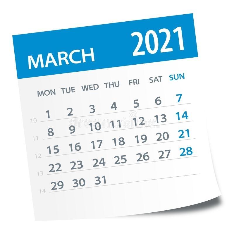 2021 Calendar - Vector Illustration. Template. Mock Up. Arabic Muslim Version Stock Illustration June 2021 Calendar Clipart