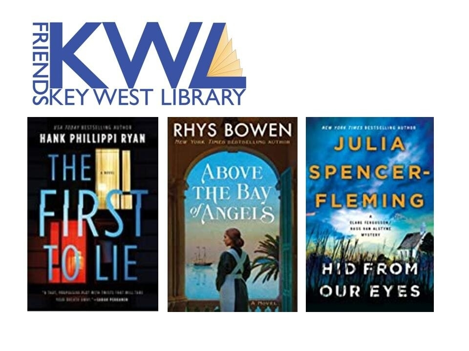 2021 Lecture Series — Friends Of The Key West Library Key West Calendar November 2021