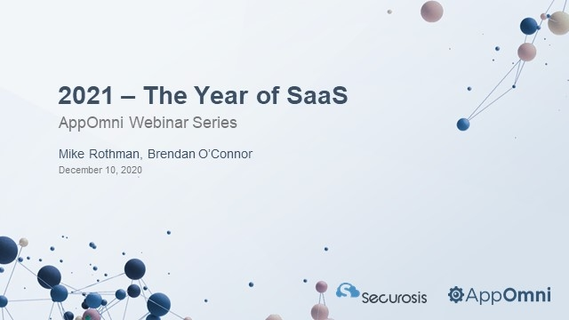 2021 - The Year Of Saas Security Show Me December 2021 Calendar