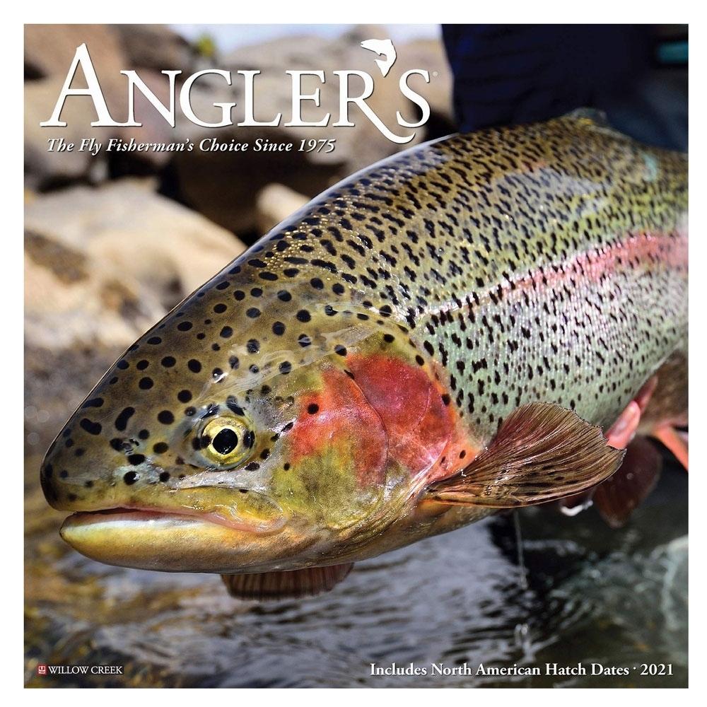 Angler'S Fly Fishing Calendar 2021   Fishing Calendar   Sportfish June 2021 Fishing Calendar