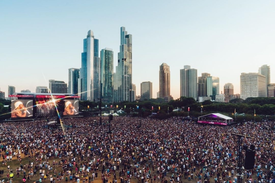Breaking: Lollapalooza Officially Postponed Until 2021 How Long Until August 2021