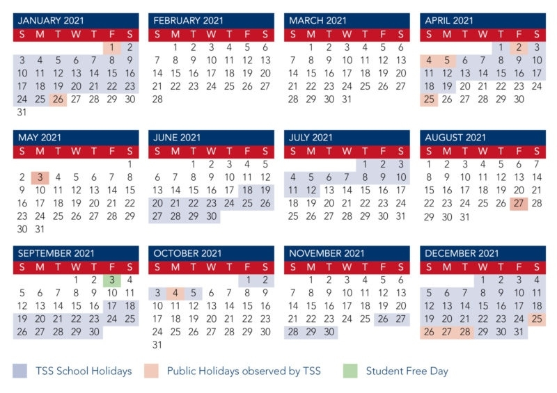 Calendar | The Southport School 25 June 2021 Islamic Calendar