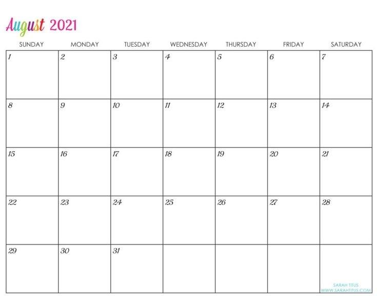 Custom Editable 2021 Free Printable Calendars In 2020   Calendar Printables, Monthly Calendar Editable June 2021 Calendar