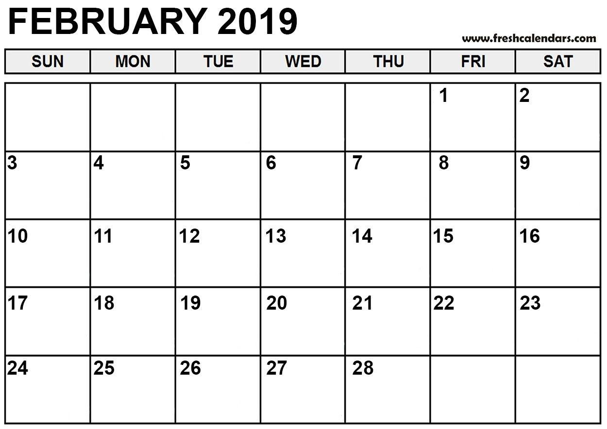 February Calendar 2021 Printable Notes And To Do List | Monthly Calendar Template, Blank September 2021 Calendar Printable Wiki