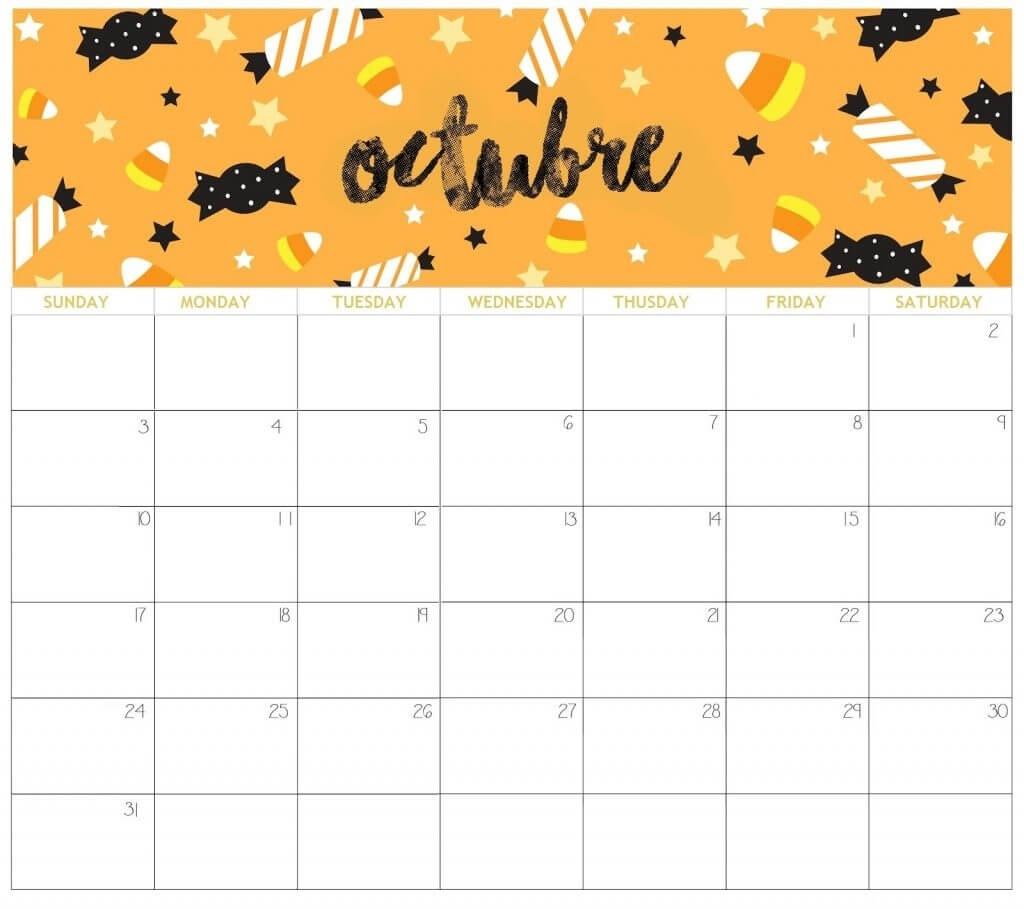 Free 2021 Cute Calendar September October November 2021 Calendar