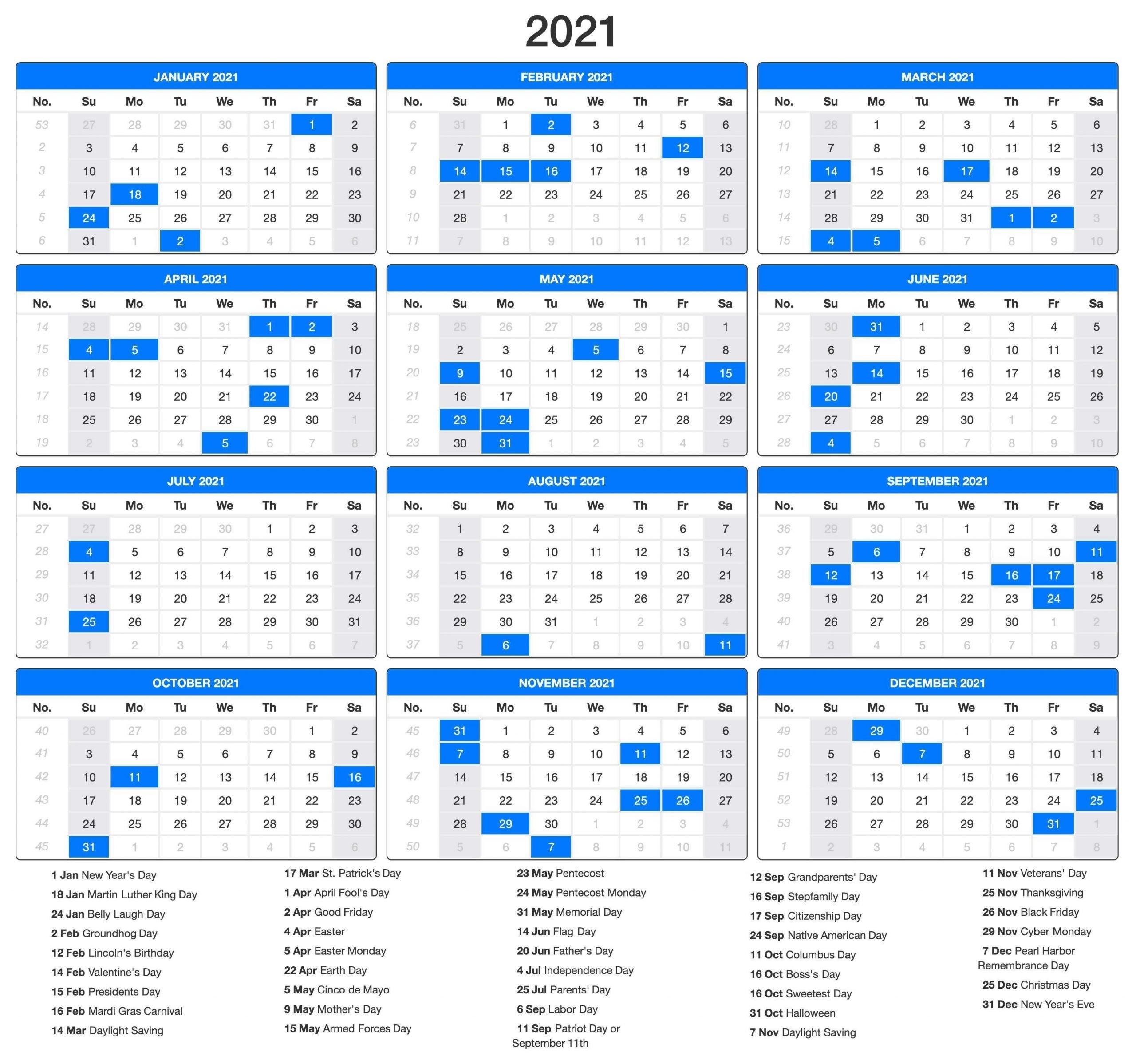 Free Printable Jewish Calendar 2021 | Printable Calendar Hebrew Calendar November 2021