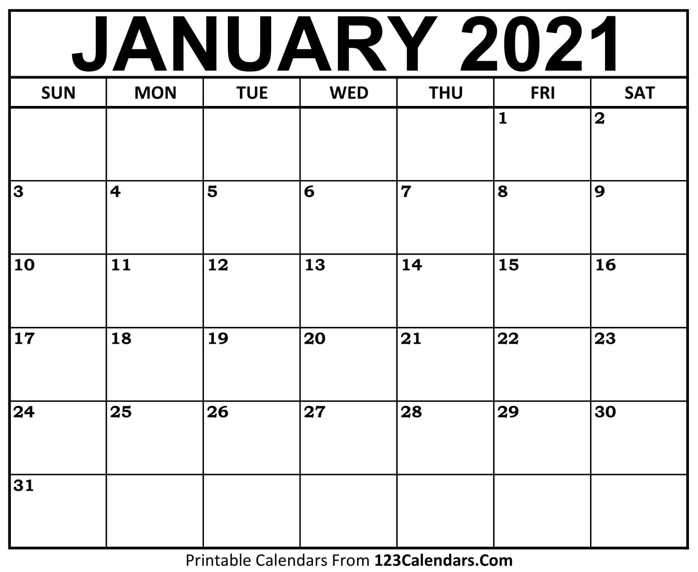 January 2021 Printable Calendar   Free Printable Calendar Wiki Calendar August 2021