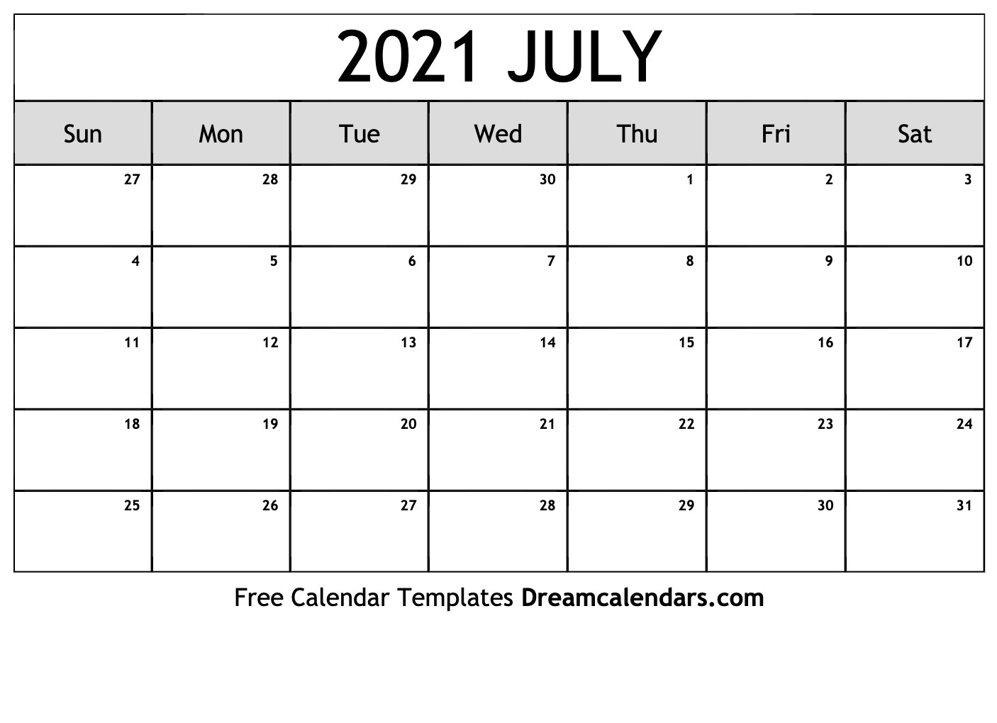 July 2021 Calendar   Free Blank Printable Templates Wiki Calendar August 2021
