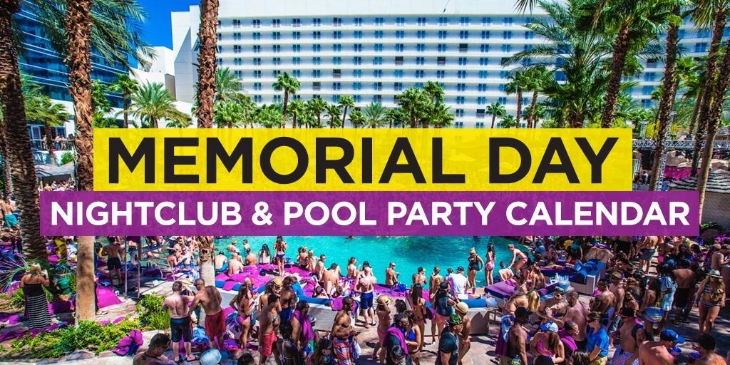 Las Vegas Memorial Day Weekend 2021 Edm Event Calendar   Electronic Vegas Vegas Calendar June 2021