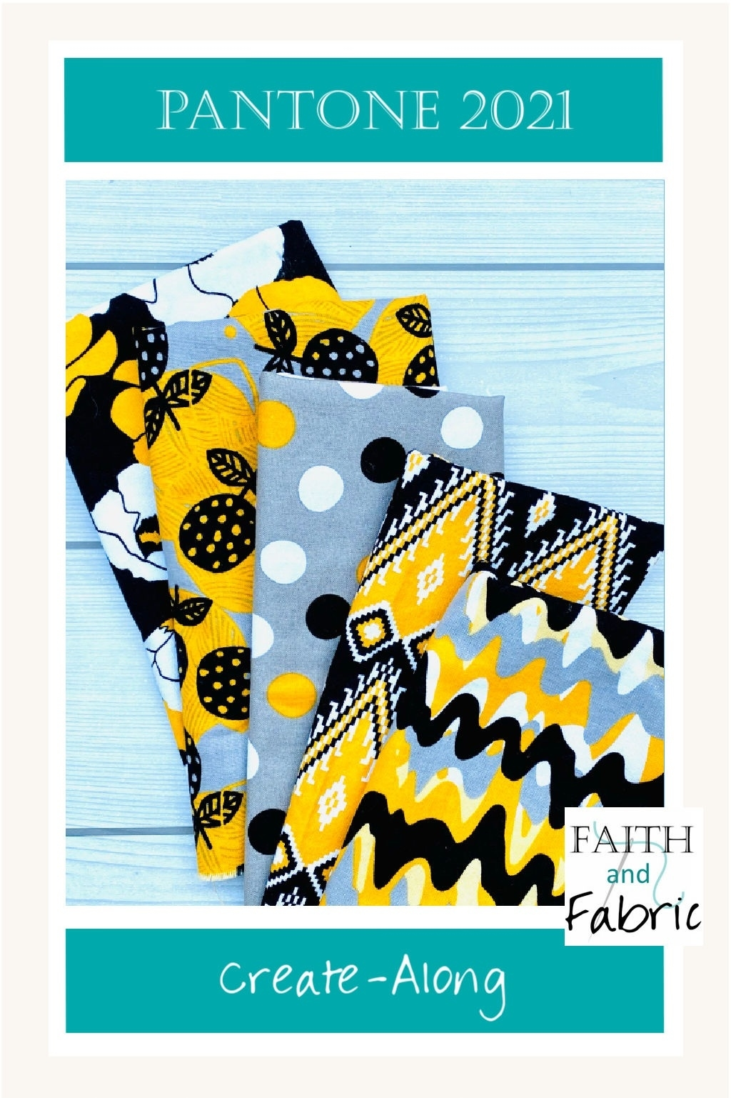 Pantone 2021 Color Challenge - Faith And Fabric How Long Until December 2021