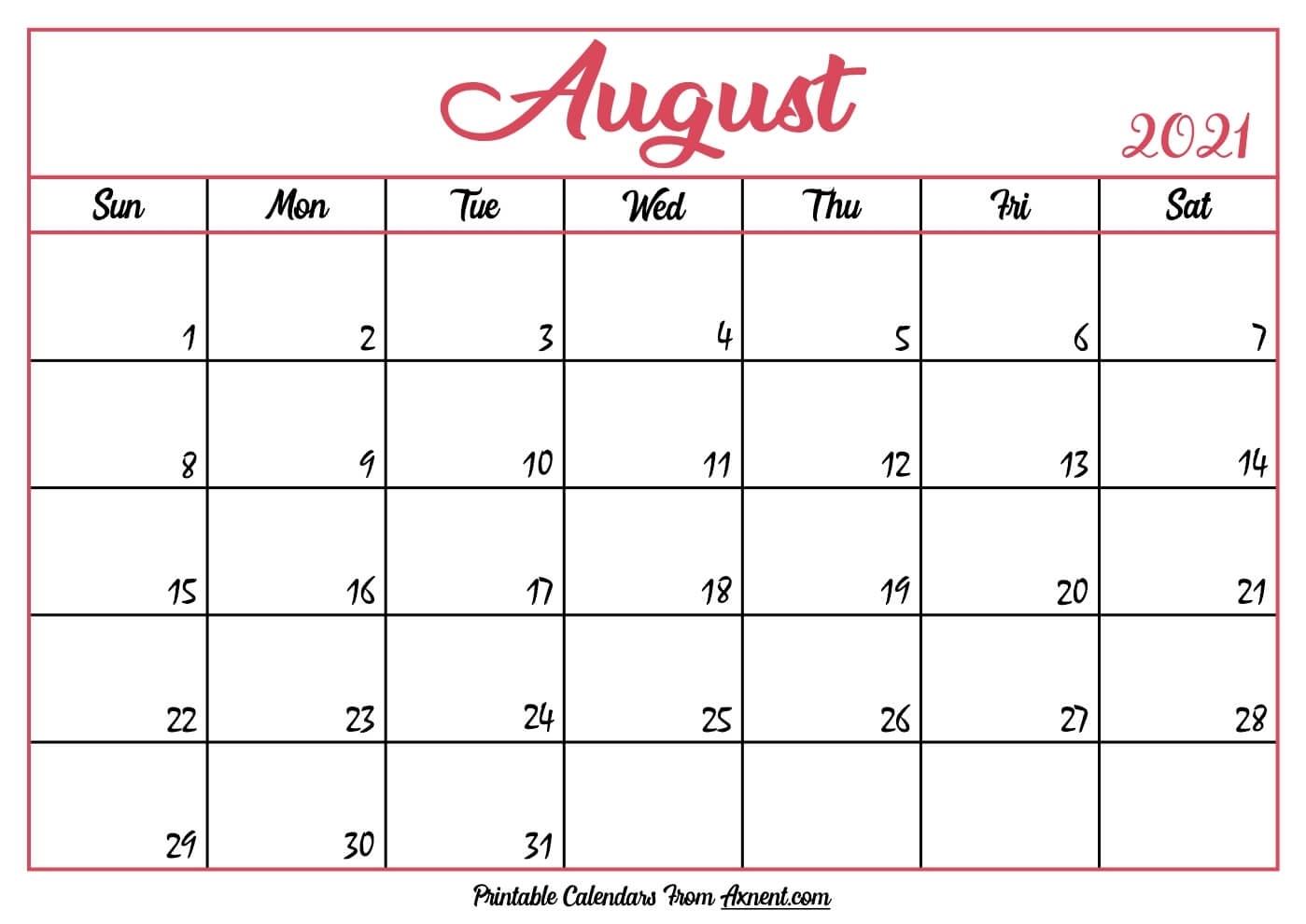 Printable August 2021 Calendar Template - Time Management Tools Printable August 2021 Calendar Calendar Ortodox August 2021 Patriarhie