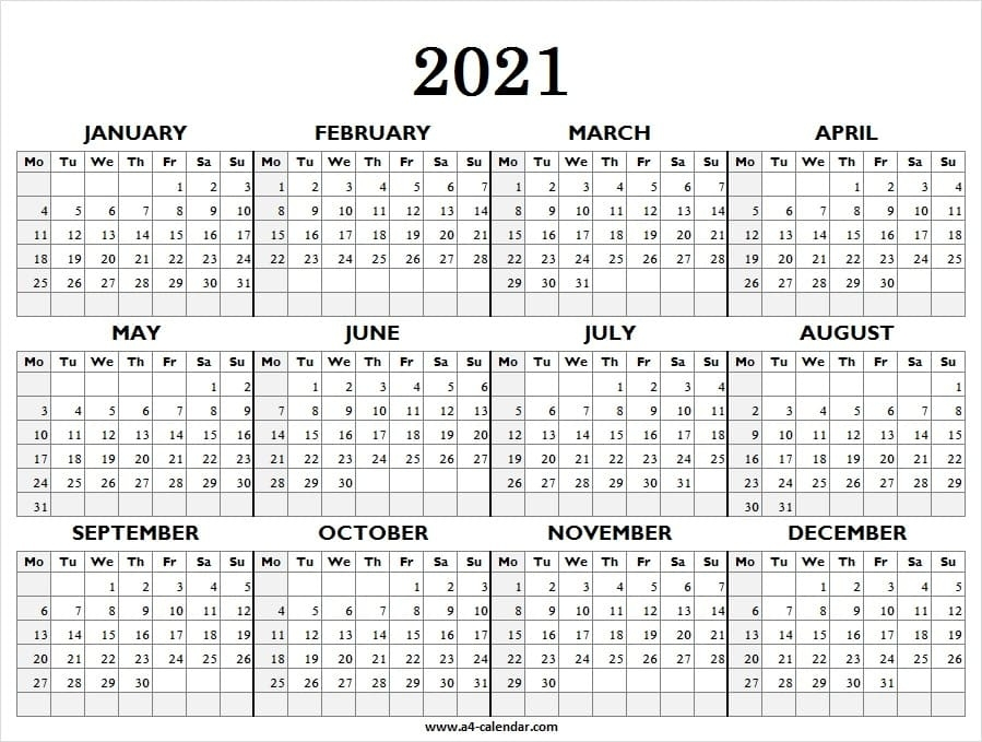 Printable Calendar 2021 Starting Monday - Calendar 2021 With Canada June 2021 Calendar Canada